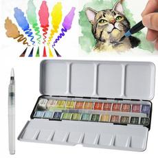 Box, watercolorpaintbrush, Outdoor, Jewelry