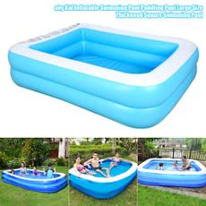 Outdoor, Garden, inflatableswimmingpool, Home & Living