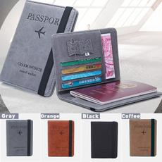 leather wallet, ultrathinpassportholder, front pocket wallet, Bags