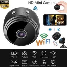 Mini, spycamerawifi, videocamera, Hogar y estilo de vida