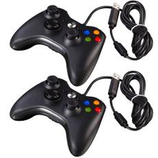 Video Games, usbwiredgamecontrollergamepad, joystickgamepad, wiredgamepadforpc
