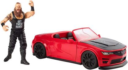 WWE, Mobile, slam, wrekkin