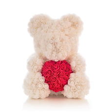 Box, Gifts, Teddy, Rose
