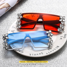 Glasses for Mens, Fashion Sunglasses, Shades, onepiece