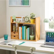 desktopbookrack, tabletopbookshelf, Shelf, organizercaddy