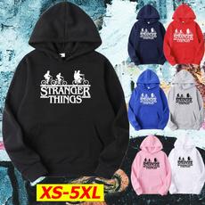 hoodiesformen, Fleece, Casual Hoodie, Winter