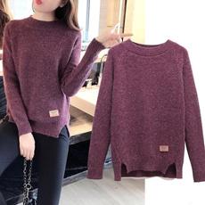 Autumn, Fashion, mujer, cottonsweater