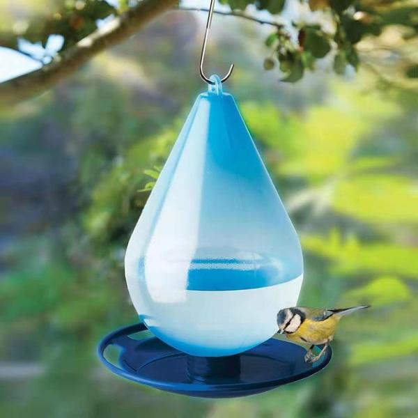 Bird Feeder Hanging Bird Food Container Outdoor Bird Feeder Garden Decoration