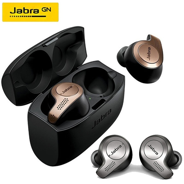 Jabra Elite Active 65t Alexa Enabled True Wireless Sports Earbuds With Charging Case Waterproof Bluetooth Earphones In Ear Wish