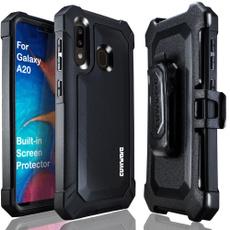 Heavy, case, swivel, Samsung