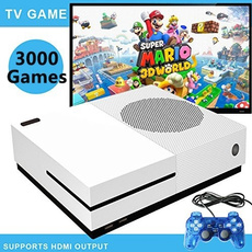 Box, gameconsolesforkid, Video Games, console600game