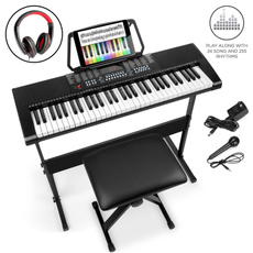electricpiano, Microphone, electronickeyboard, kidgift