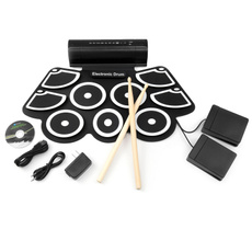 Foldable, Musical Instruments, usb, Silicone