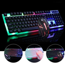 usbplug, gamingkeyboard, Waterproof, usb