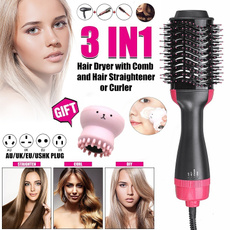 Hair Curlers, Combs, Electric Hair Comb, hairstylercomb