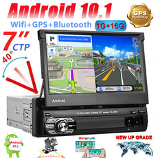 Touch Screen, Bluetooth, usb, 1dincarmp5player