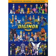 digimoncompleteserie, chicagomed, DVD, digimondvd