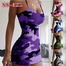 Summer, Plus Size, Mini, plus size dress