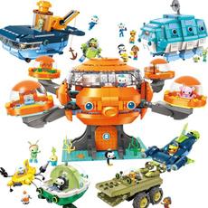city, Toy, 2.0, octopod