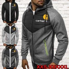 hoody sweatshirt, Fashion, Winter, zipperjacket