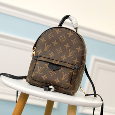 monogram, Shoulder Bags, m41562, leather