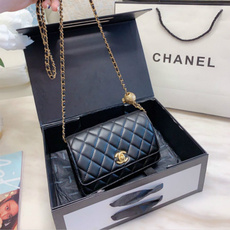 Shoulder Bags, Fashion, Chanel Bags, leather