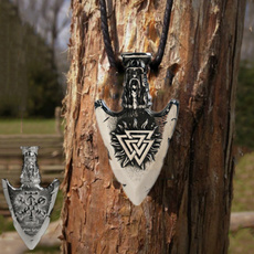 Steel, Stainless Steel, Jewelry, vikingnecklace
