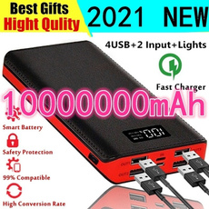lights, Mobile Power Bank, Battery Charger, Phone
