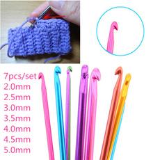 sewingtool, Knitting, Aluminum, knittingneedle