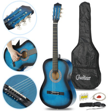 Guitars, guitarampbassaccessorie, 38inch, Acoustic Guitar