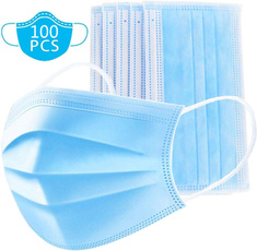 Elastic, disposablefacemask, safetymask, surgicalmask3layer