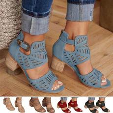 Summer, Plus Size, Platform Shoes, summer shoes