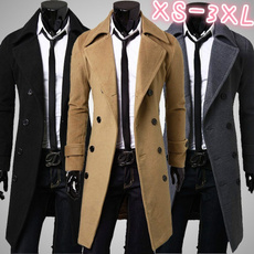 Casual Jackets, Fashion, Winter, woolen coat
