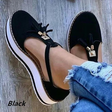 casual shoes, beach shoes, Sandals, Platform Shoes
