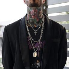 egirlstyle, eboychain, Chain Necklace, Chain