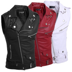 Vest, Fashion, Men's Fashion, Zip