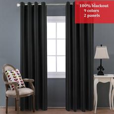 bedroomcurtain, Modern, Home Decor, curtainrod