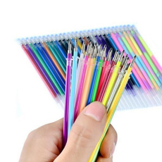 Pastels, sketch, art, Colorful
