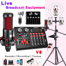 Microphone, micwithstand, PC, Mobile