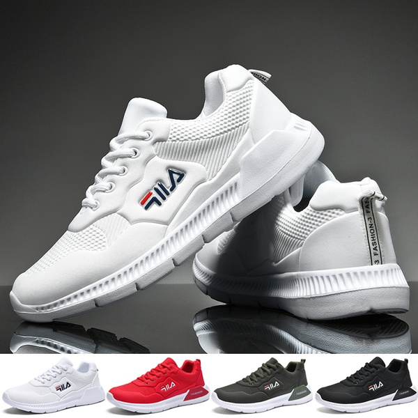Men Light Sneakers Fashion Breathable