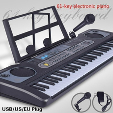 keyboardelectricpiano, electricpiano, Microphone, Musical Instruments
