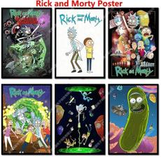 cartoonposter, vintageposter, backtothefuture, movieposter