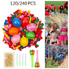 Outdoor, Colorful, colorfulballoon, waterballoon