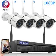 securitycamerasystem, Remote, Waterproof, Home & Living