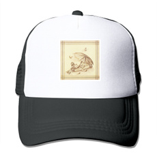 Moda, goodheatresistance, Trucker Hats, adjustablecap
