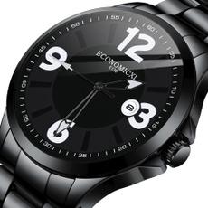 simplewatch, Steel, quartz, Stainless Steel