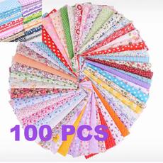 sewingknittingsupplie, Cotton fabric, materialforhandmade, materialcotton