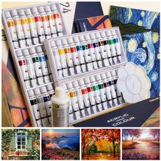 Ceramic, art, paintingsupplie, Waterproof