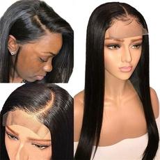 wig, straighthumanhair, lacefronthumanhairwig, human hair