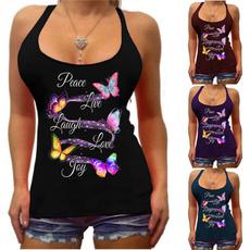 shirtsforwomen, Tanktops for women, Plus Size, Summer